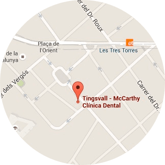 English speaking dental clinic in Barcelona