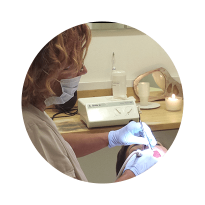 Prosthetics dental services in Barcelona